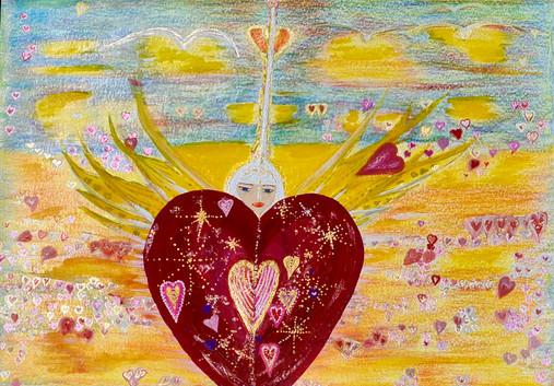 Angel Love - Second Version