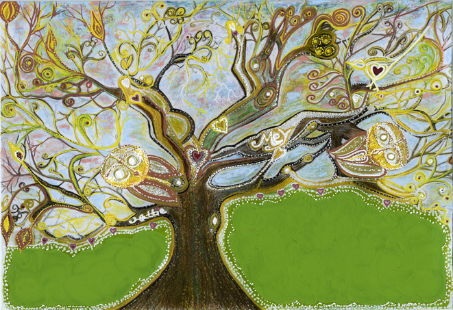 Sister Tree of Life