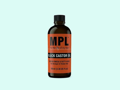 Using MPL products to ensure healthy hair.