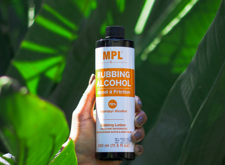 6 Things MPL Rubbing Alcohol can sort out for you