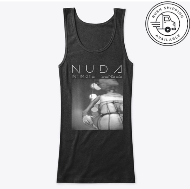 Nuda Women's Tank- Black