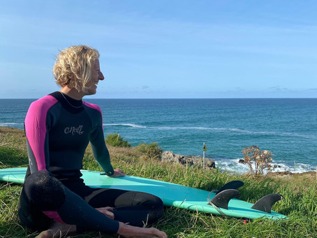 Ten things I wish I'd known about Surfing...