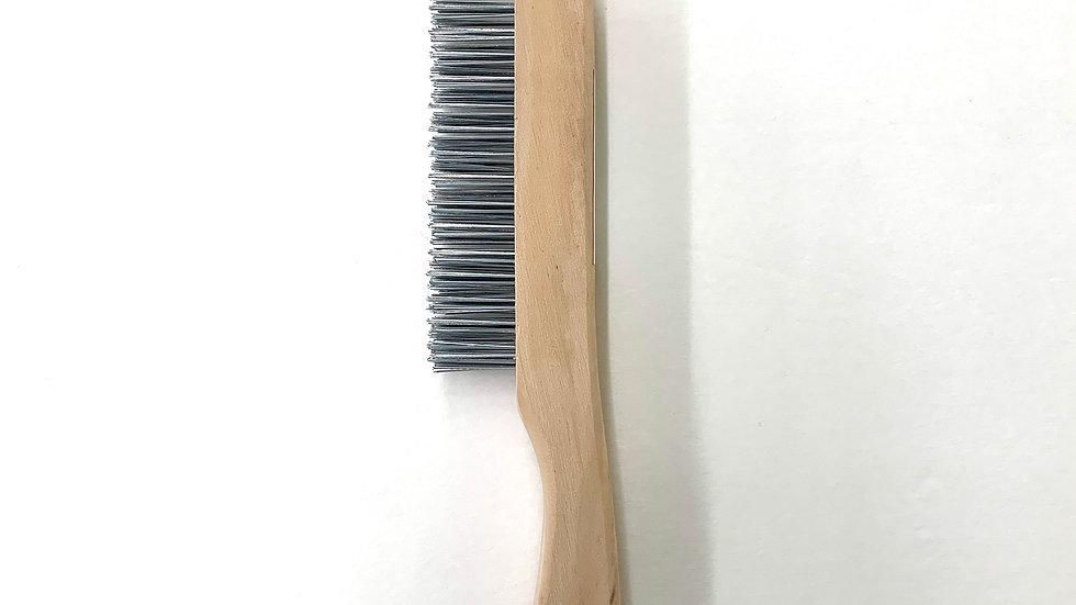 Shoe Handle Wire Brush