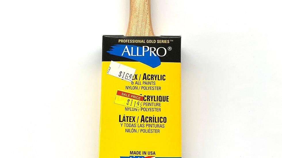 "2"" Allpro Gold Spitfire"