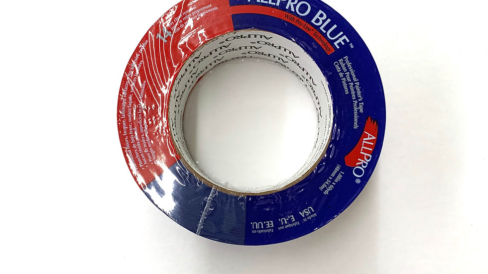 "2"" Blue Painter's Tape"