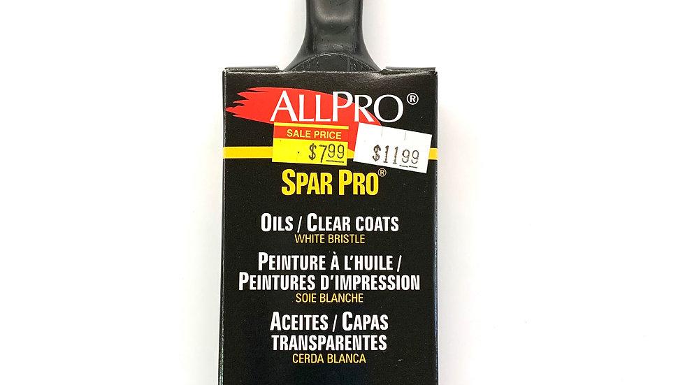 "2"" Allpro Spar Pro Defiant Brush"