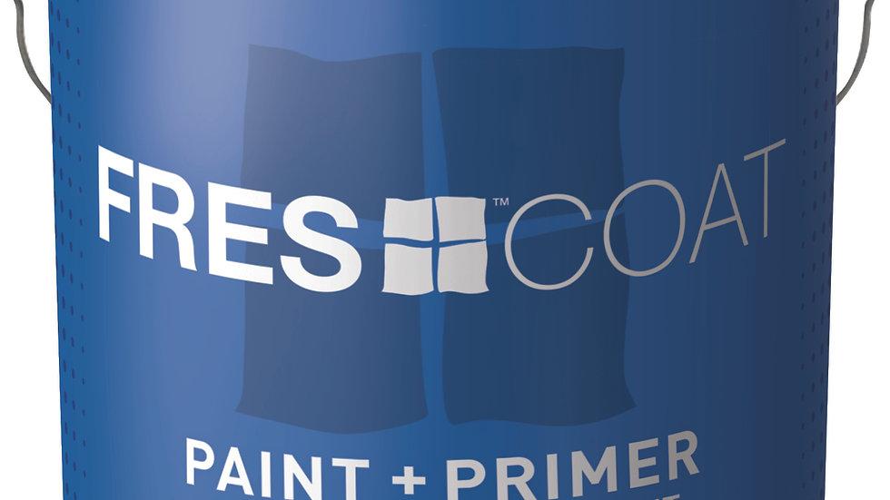 536 Fresh Coat Premium Satin Interior Paint&Primer Gallon