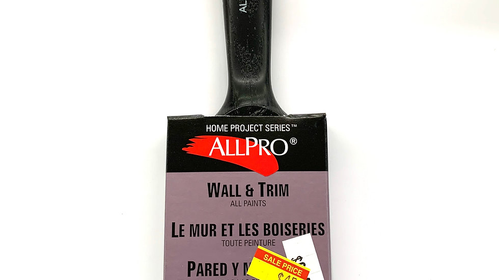 "2"" Allpro Home Project Brush"