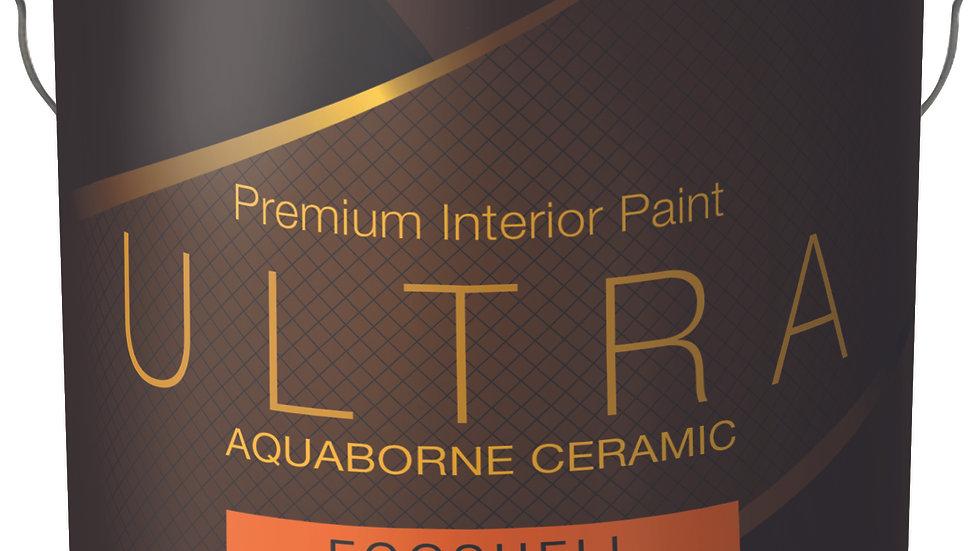755 Ultra Aquaborne Ceramic Eggshell Premium Interior Paint Quart