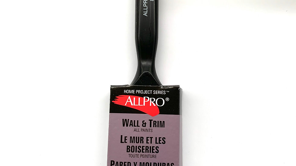 """1 1/2"""" Allpro Home Project Angled Brush"""