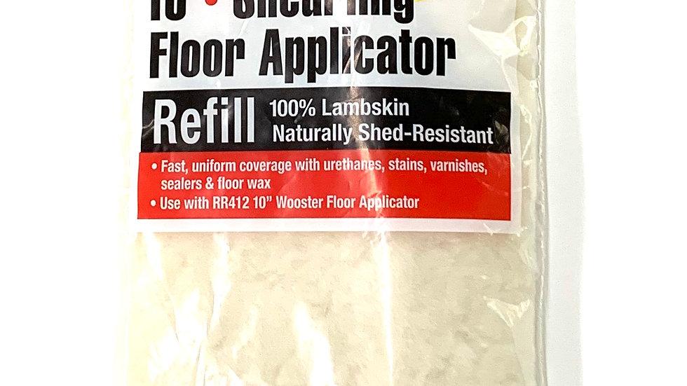 """10"""" Wooster Shearling Floor Applicator Refill"""