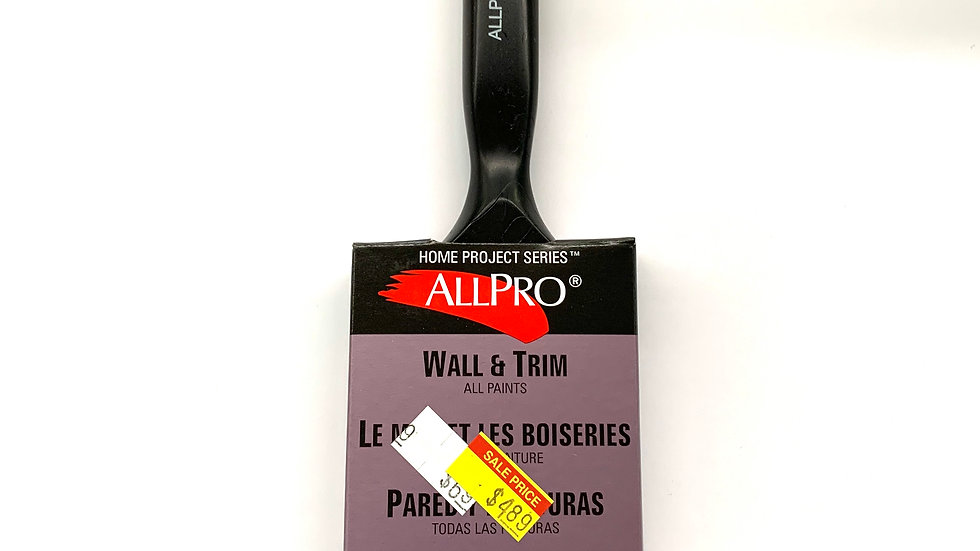 "2"" Allpro Home Project Angled Brush"