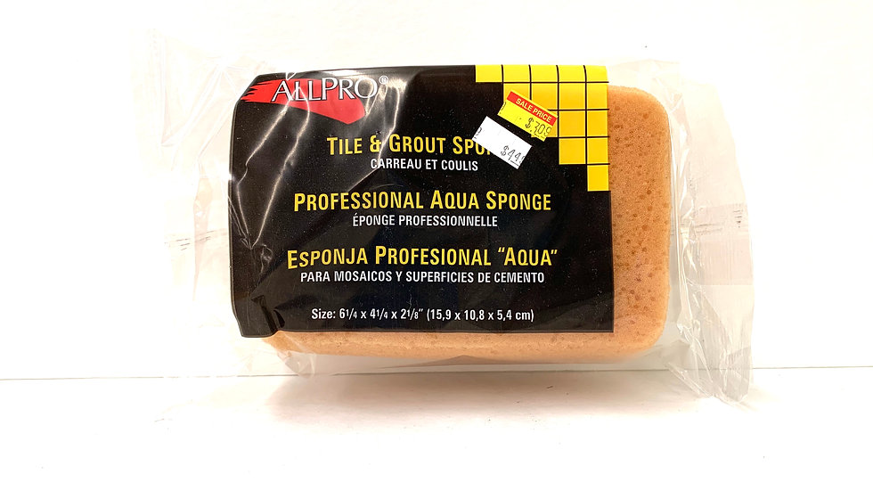 Tile and Grout Sponge