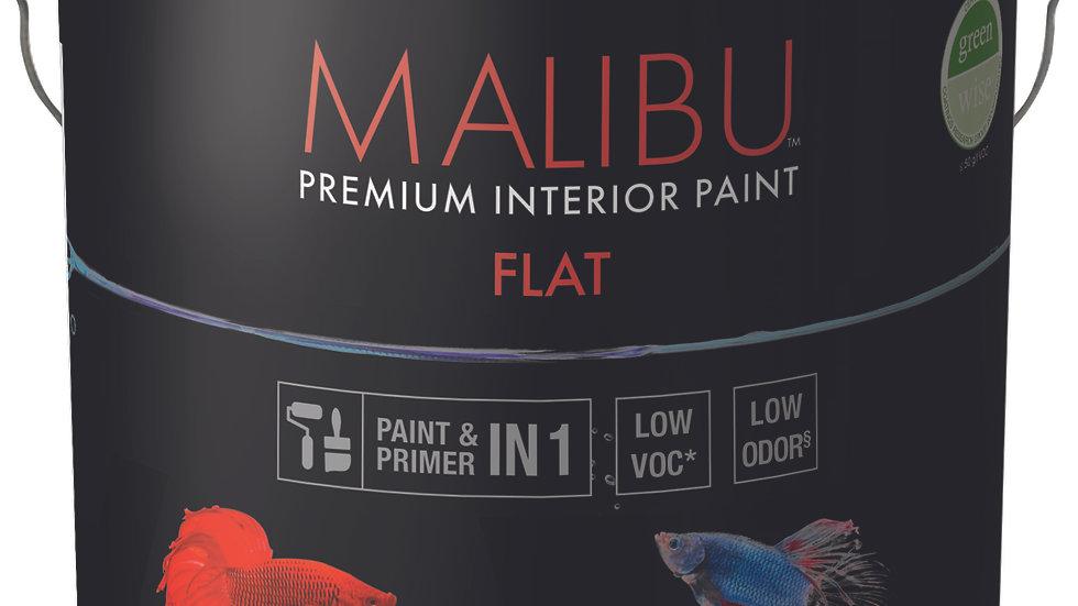 783 Malibu Flat Premium Interior Paint Quart