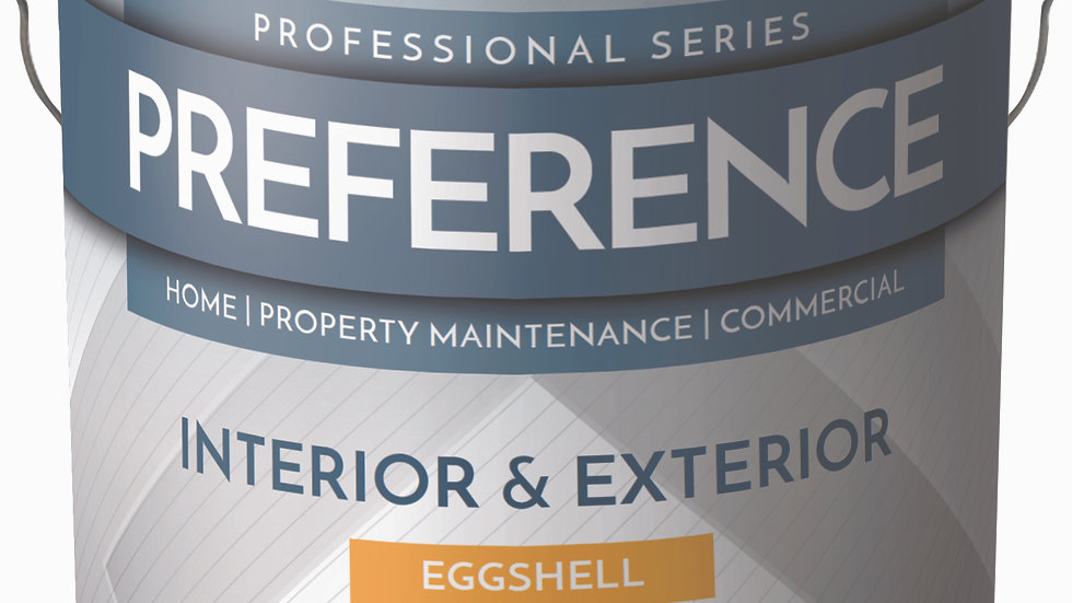 419 Preference Int/Ext Eggshell Gallon