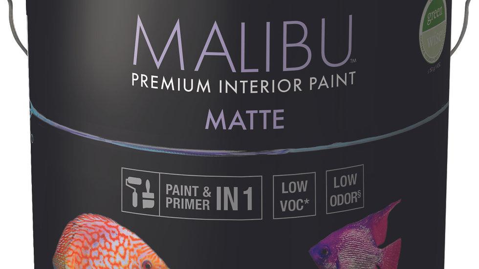 784 Malibu Matte Premium Interior Paint Gallon