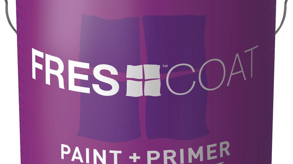 535 Fresh Coat Premium Matte Interior Paint&Primer Quart