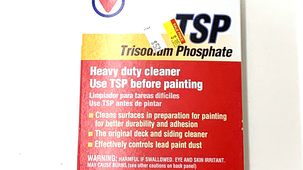 TSP Trisodium Phosphate 1Lbs