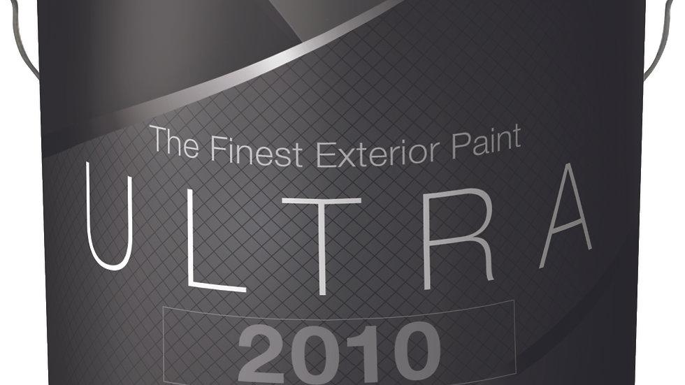 401 Ultra 2010 Eggshell Exterior Paint Quart