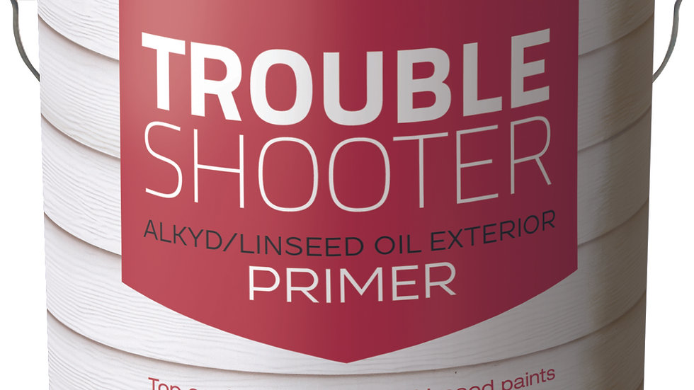 22700 Trouble Shooter Alkyd/Linseed Oil Exterior Primer