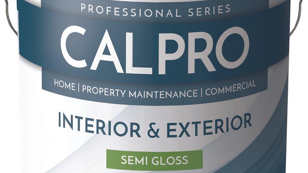 462 CalPro Int/Ext Semi Gloss Gallon