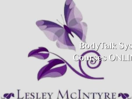 BodyTalk System Courses ONLINE!!
