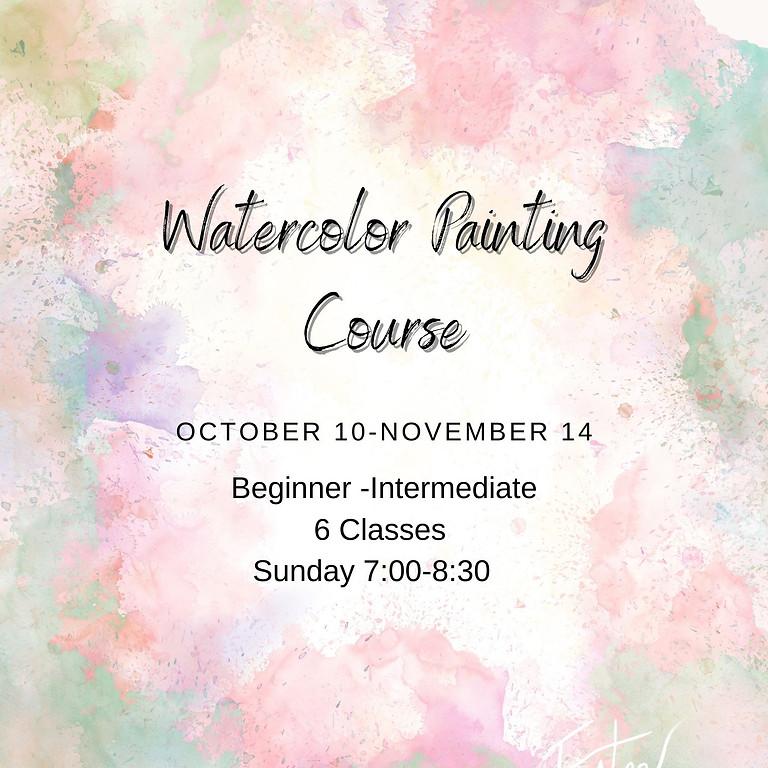 Watercolor Course