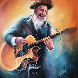 Israeli Street Musician