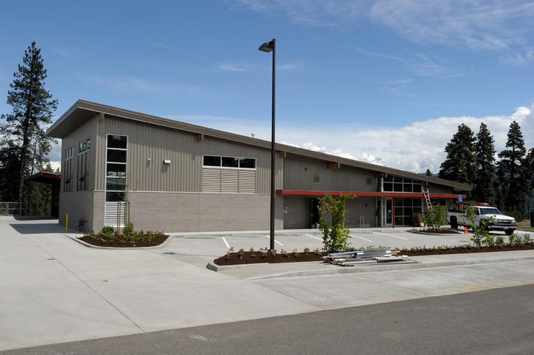 Hood River Transit Center