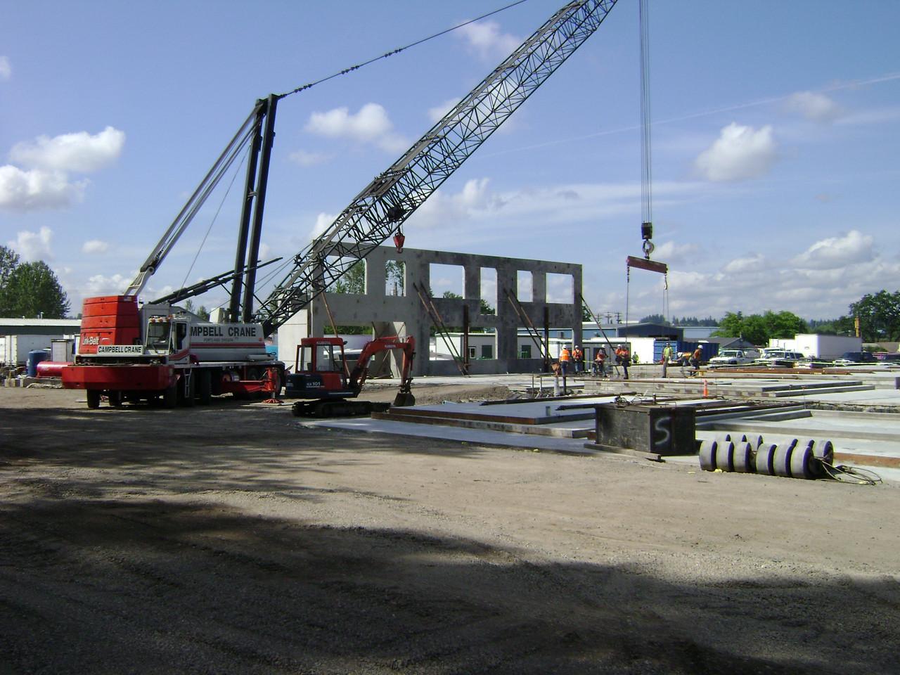 R.S.Davis Recycling Tilt Up