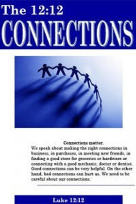 THE 12:12 CONNECTIONS