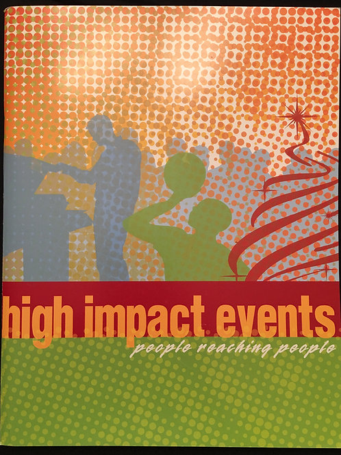 HIGH IMPACT EVENTS