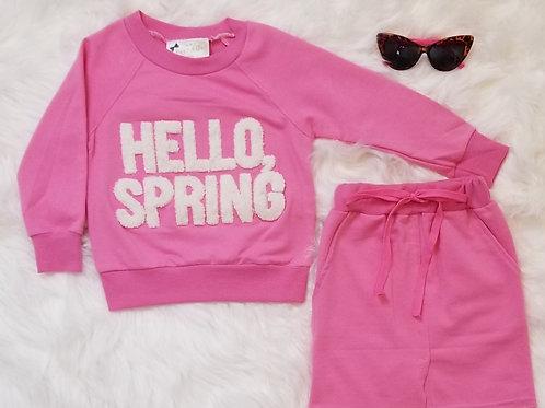 Hello Spring Set