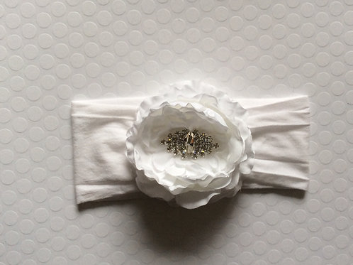 Laila - White