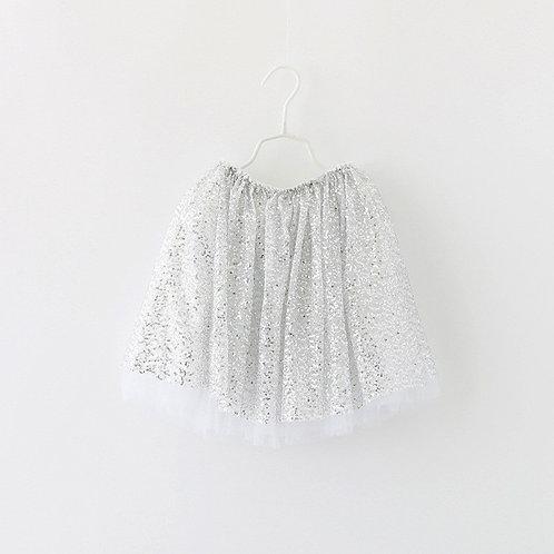 Bailey Skirt - Silver