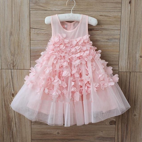 Pixie Pink Dress