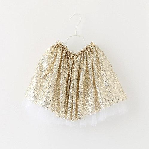 Bailey Skirt - Gold