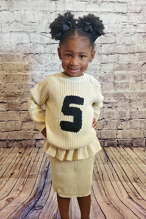 No 5 Sweater Set