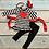 Thumbnail: Striped Heart Outfit