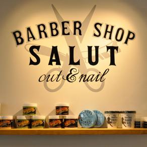 BarBer Shop Salut