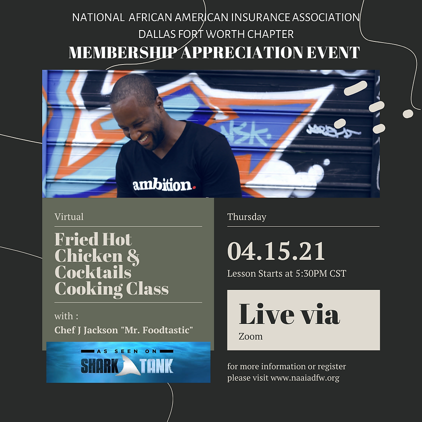 Membership Appreciation Event (MEMBERS ONLY)