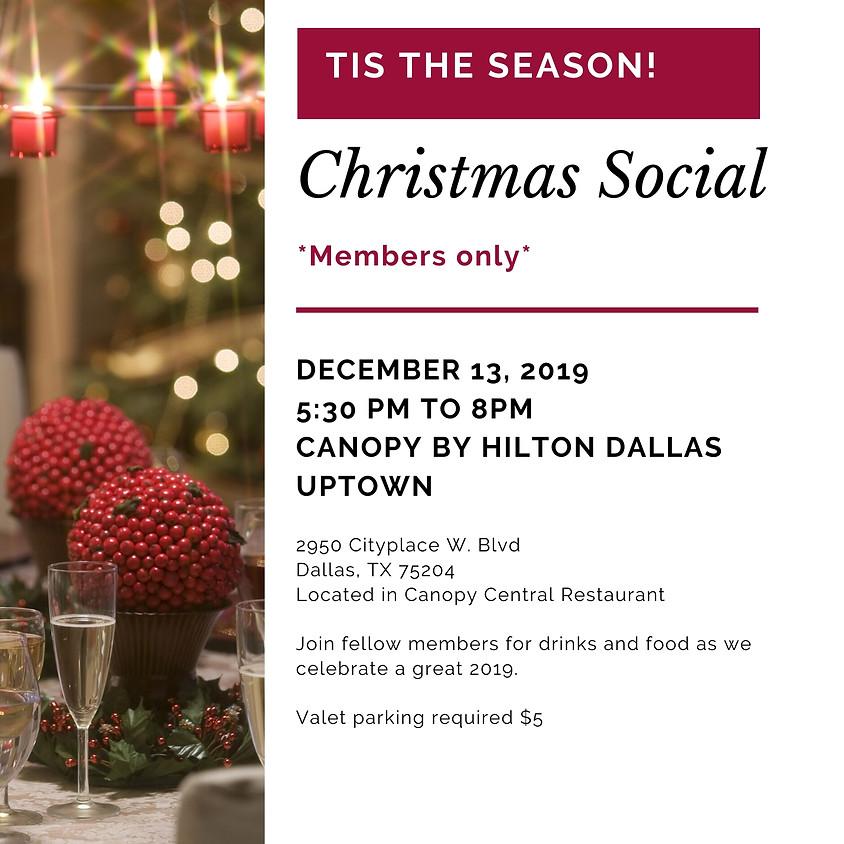 NAAIA DFW Christmas Social