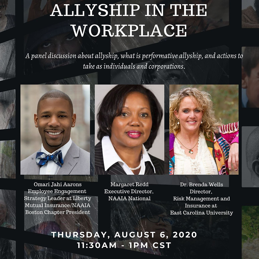 Allyship in the Workplace
