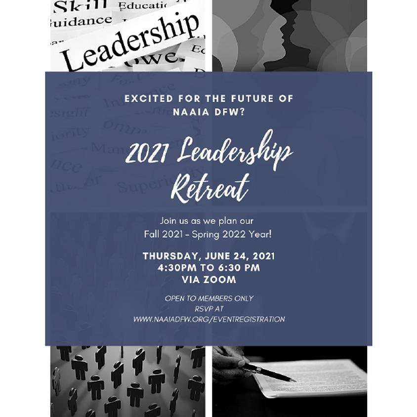 2021 Leadership Retreat - Members Only