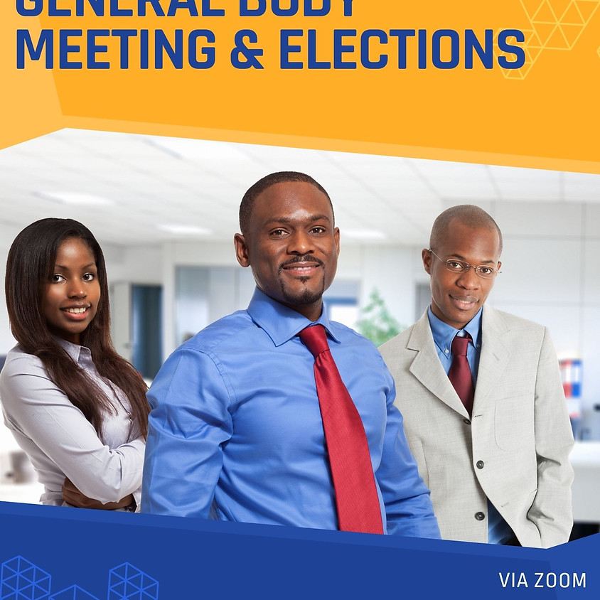 May General Body Meeting & Elections