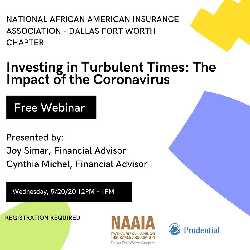 Investing in Turbulent Times: The Impact of the Coronavirus