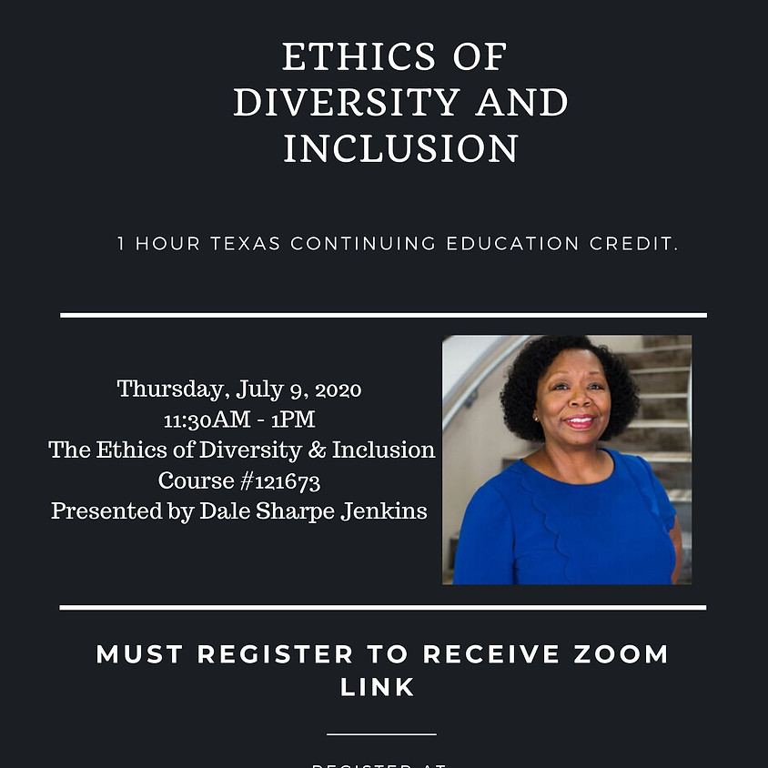 The Ethics of Diversity & Inclusion