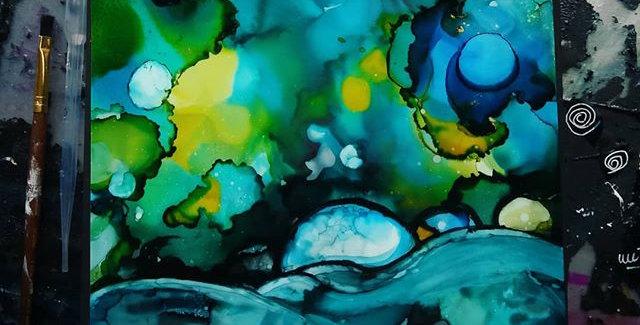 Original Painting: Nautical