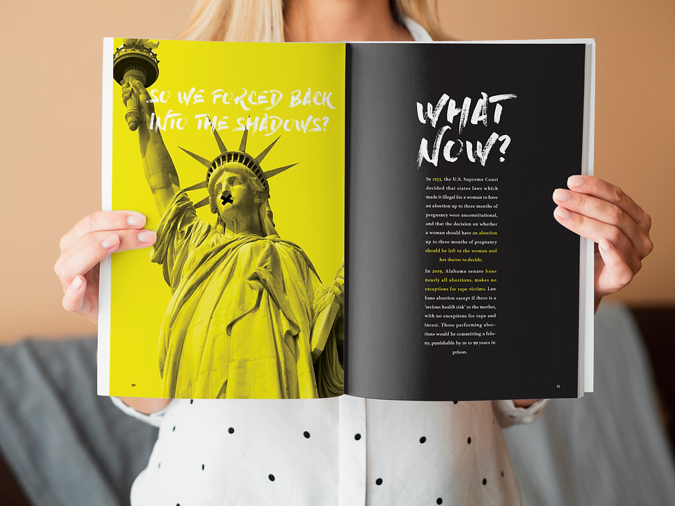 Voices to Choices Publication