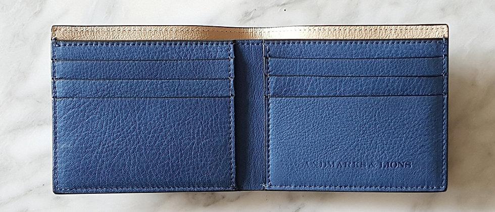 LANDMARKS & LIONS // Oceania bifold wallet